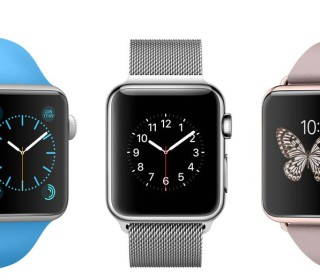 L'Apple Watch, une montre à croquer ?