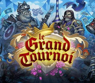 Hearthstone : En selle pour le Grand Tournoi !