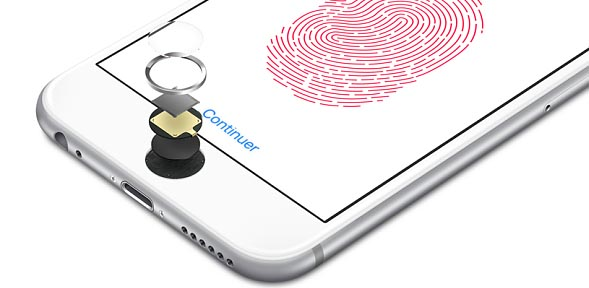 Touch ID erreur 53
