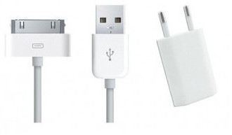 chargeur iphone